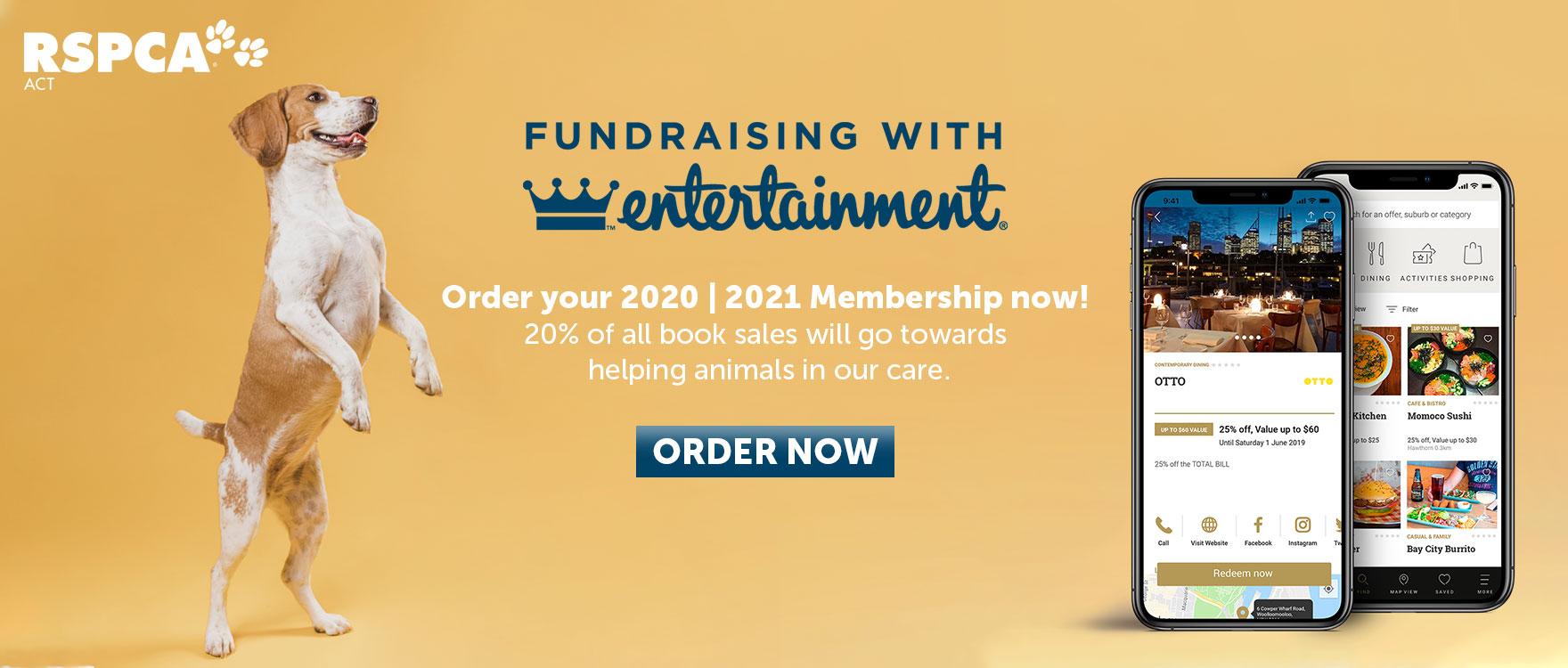 Entertainment Memberships available now!