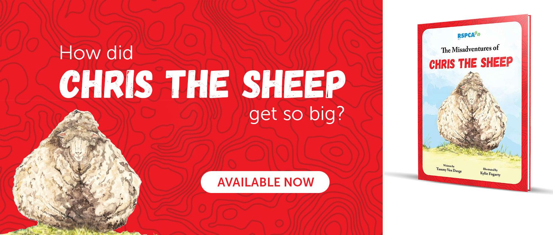 The Misadventures of Chris the Sheep is available now.